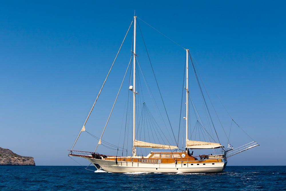 Caicco Aegean Schatz