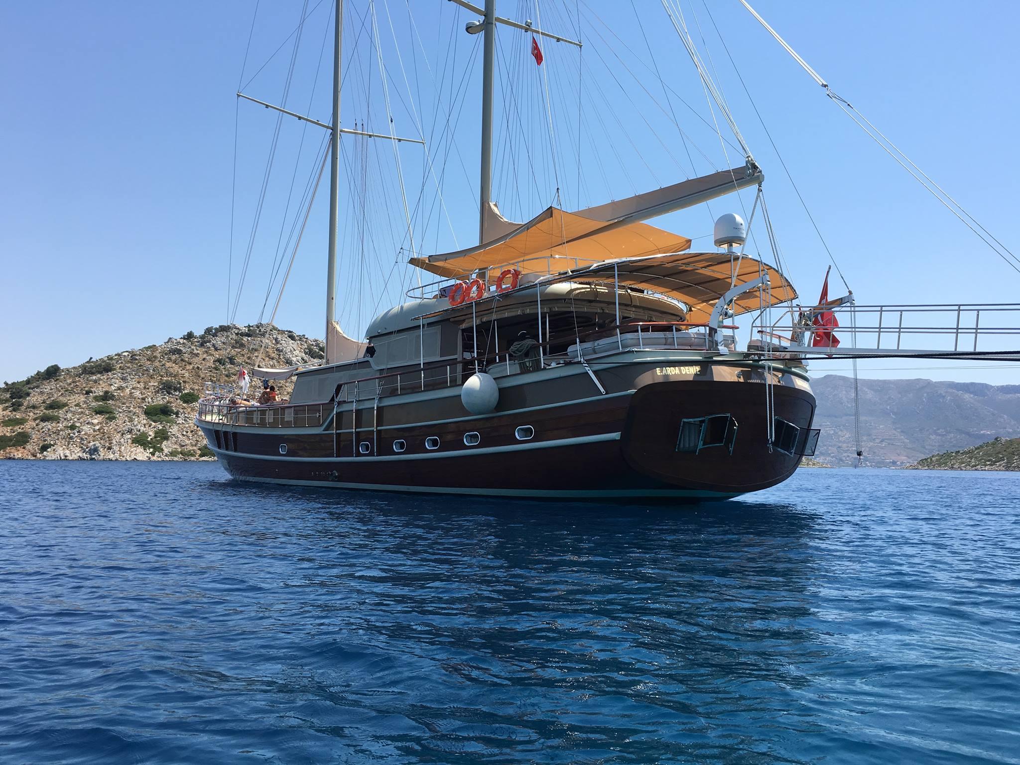 Caicco E.Arda Deniz