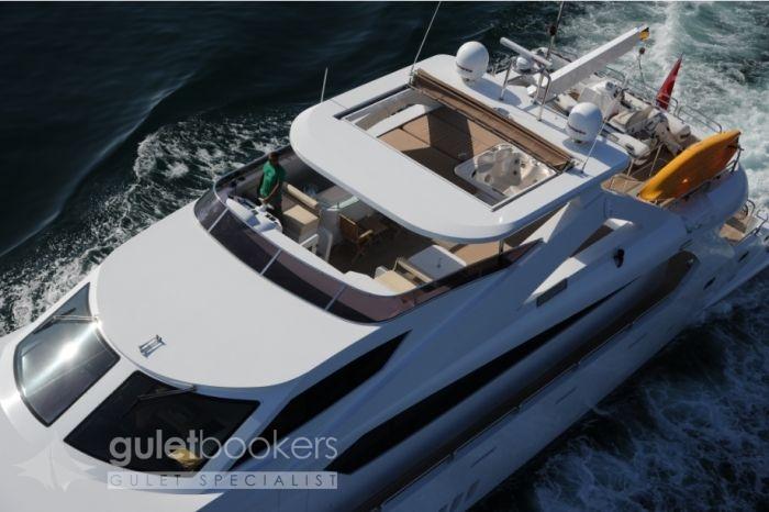 Yacht a Motore Smyrna