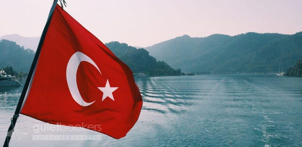 Noleggio di Caiccho Lungo la Costa Turca