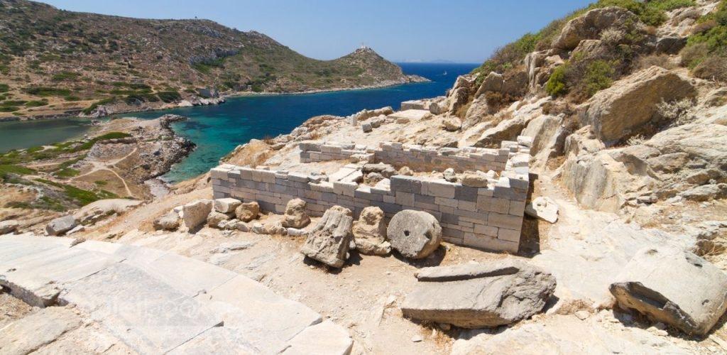 L'antica città di Knidos