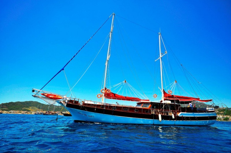 Caicco Perla Del Mar 1